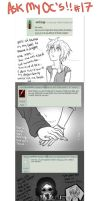 Ask My Oc's no. 17 by shock777