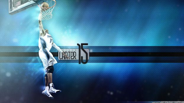 Vince Carter by kty-3