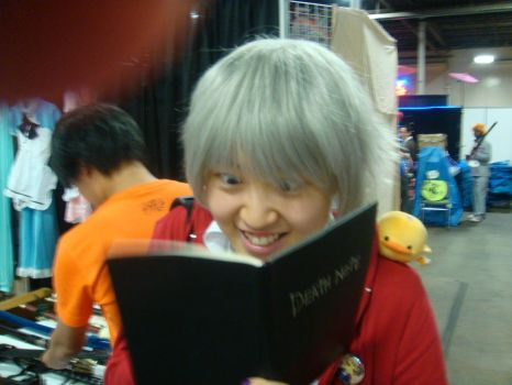 Prussia Discovers Death Note by Yohu