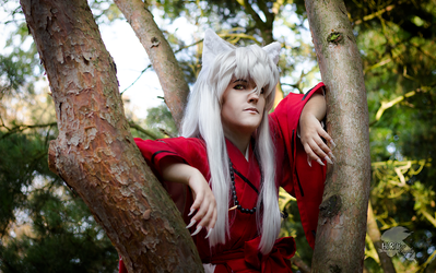 Inuyasha by HoraiCosplay