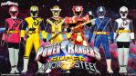 Power Rangers Super Ninja Steel WP by jm511