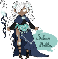 Adopt Advent 08 -- Silver Bells [CLOSED] by wolvesmakenice
