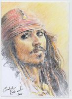 Jack Sparrow by Timedancer