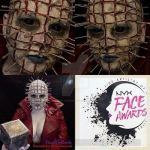 My entry for 2016 NYX FACE Awards by VisualEyeCandy