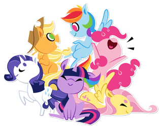 MLP: Pony Puddle by Sprits