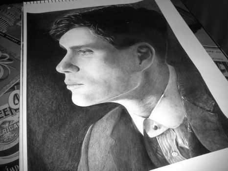 cillian murphy: peaky blinders by karla-272