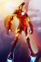 Marvel: Ironman by karniz
