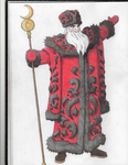Nicholas St. North / Ded Moroz by MonsterBrush