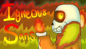 Igneous Sans Wallpaper by cjc728