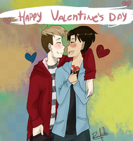 Happy Late Valentines Day by Sucrettee