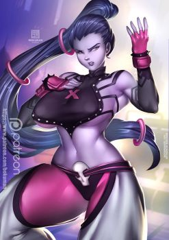 widowmaker juri PATREON by bokuman
