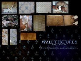 Wall textures set 11 by xNatje-stock