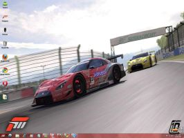 Forza Motorsport 3 7 Theme by yonited