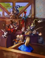 The Trial of Alice by jbsdesigns