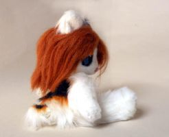 Commission: Jointed Pie Plushie 2 by Naoru
