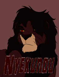 Nyekundu - The Prince of the Redlands Pride by LinzyLovesClowns