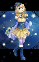Commission: Constellation Morie by kariavalon
