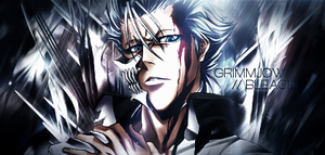 Grimmjow Signature by Kaso1907