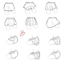 How I do - Skirts by rika-dono