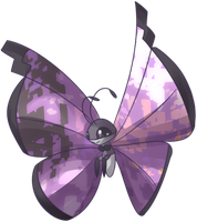 Custom Viviyon | Vivillon Commission