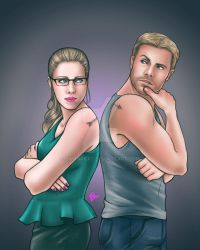 Olicity FicBang 2015 by swankkat