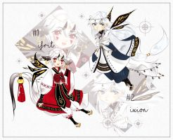 [CLOSED TY] Adoptable Auction 54 - Aeon by Puripurr