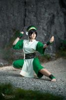 Avatar the Last Airbender : Earthbending Master by Shappi
