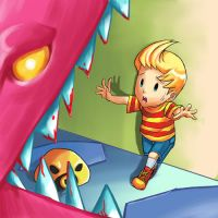 Mother 3 - Game Over by inukai
