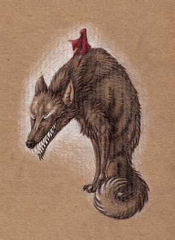 Little Red Riding Hood by Kwazar