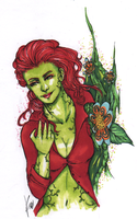 Poison Ivy by Kipsiih