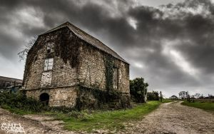 The Desolate Building by EmMelody