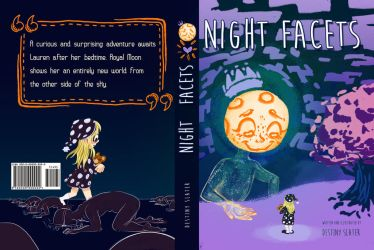 Book Cover: Night Facets by Reptonic
