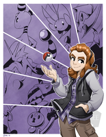 Pokemon Trainer Ben!