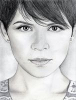 Mary Margaret- Ginnifer Goodwin by julesrizz