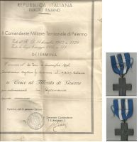 Grandpa award (ww2 - interned) by Kooskia