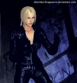 Nina Williams t7 by Allochka-Dragunova