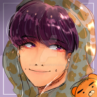 Rap Monster + Cutedimplesidk = PERFECT by LizMythos