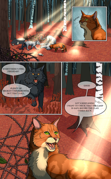 Warrior Cats - The Darkest Hour [Page 7] by AcidNeku