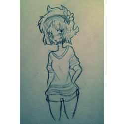 .:*Lazy day*:.((Sketch)) by ponylover26