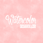 Watercolor Patterns by MariMysteria