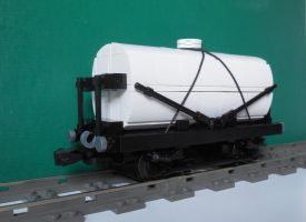 BR 14 Ton Tank Wagon by ScotNick