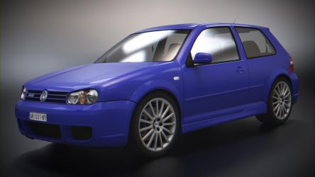 VW Golf R32 Mk4 by BFG-9KRC