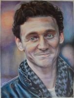 Tom Hiddleston by Nislande