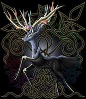 Xerneas by sudro