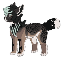 Tribal Prince -Design Sale- by Errored-Adopts