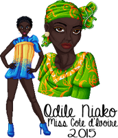 MDI 2015 - Cote d'Ivoire by Ginkage