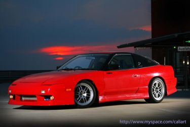 Yes its a 180SX by Caliart