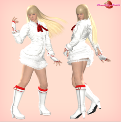 Lili poses pack by Strawberry-Pink05
