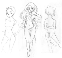 sketches by maahs