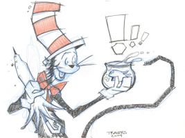 REQUEST Cat in the Hat II by timmytom
